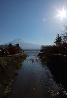 富士山。紅葉編。