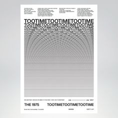 Shop exclusive merch and apparel from the Official The 1975 Store. The 1975 Poster, Music Albums, Tour T Shirts, Sign Design, Art Inspo, Typography, Posters, Graphics, Magazine