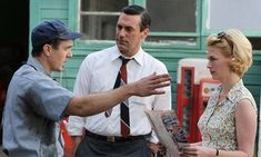 Mad Men … Don and Betty together again