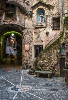 Antico borgo ligure