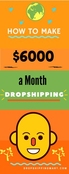How to work from home and make money online with dropshipping business, This side hustle it's perfect for home staying moms or nine to five people. Check it out!
