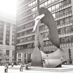 #urbanart #publicart #art #sculpture #picasso #Spanish #español #chicago #architecture #loop #cliffdweller #reverseriver #chicagogram #trib2015 #MyChicagoPix #chitecture #elevateddreams #chiarchitecture #igerschicago #chicity_shots #igersmidwest #enjoyillinois #flippinchi #mobilephotography #flippinpeople #flippinchiBW by dbromo
