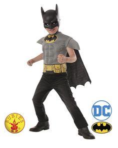 Batman Eva Costume Top - Size M  sc 1 st  Pinterest & Batman Dark Knight Rises Childs Deluxe Bane Costume and Mask ...
