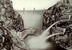 (#12) The PWA Hoover dam. One of their biggest projects.