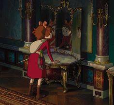 elas특✦ Secret World Of Arrietty, The Secret World, Studio Ghibli Art, Studio Ghibli Movies, The Red Turtle, Anime Manga, Anime Art, Estilo Anime, Film Studio