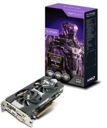 Sapphire Radeon R9 270X 2GB GDDR5 DVI-I/DVI-D/HDMI/DP Dual-X with Boost and OC Version PCI-Express BF4 Edition Graphics Card (11217-01-25G)