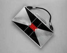 Art deco handbag, c. 1925, France.