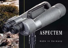 Docter 80mm Aspectem binocular.