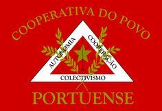 Bandeira da CSSPP, criada em 1908