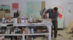 Artistic process video