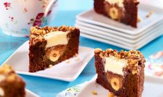 Süße Brownie-Ecken Rezept | Dr. Oetker