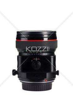 Gener 24mm Shift Tilt Lens - 90mm Shift Tilt lens with no markings