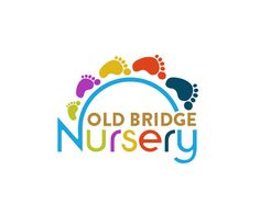 Logo Design by Mila@CreativeMotions for Old Bridge Nursery Needs Fun Logo  - Design #3825465