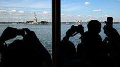 Ellis Island y la Estatua de la Libertad