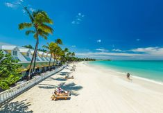 Sandals Grande Antigua is located on Dickenson Bay, Antigua's best and most famous beach.