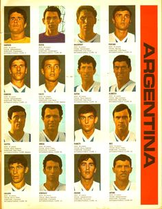 Argentina | World Cup 1966