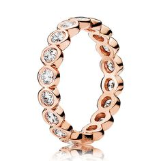 PANDORA Rose™ Alluring Brilliant Ring - Christmas wish list