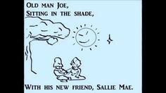 Old Jack Darn's not so Nursery Rhymes: Old Man Joe