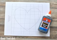 We have shared how to work with Black Glue before.. and have a great how to make black glue post for you to check out should you want to have a go! Today Rachel, from I Heart Crafty Things joins the 31 Days of Love with this wonderful Black Glue Heart Art Project – a …