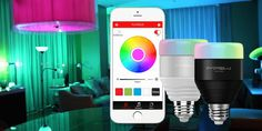 With 16.7 million colours, #smartphone control via #Bluetooth, and the awesome PLAYBULB X #app, the Mipow BTL201 Playbulb #smartLED light can light up your living space as per your mood. On sale now, check it out: https://www.ooberpad.com/collections/led-smart-bulb/products/mipow-btl201-playbulb-smart