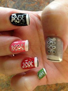 chuck taylor nails