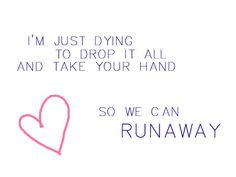 relient k taking you with me ♥
