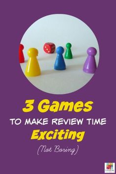 A review of annos learning games