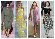 ny fashion week spring 2015 | Amazing Spring/Summer 2015 Trends From New York Fashion Week! nothing to fitted!!!