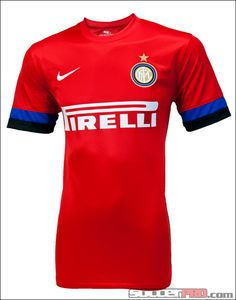 Nike Inter Milan Away Jersey 2012-2013...$76.49