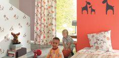 Fantasyroom | Babyzimmer und Kinderzimmer in Orange einrichten und gestalten: Kinderzimmerideen