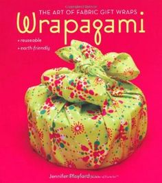 how to wrap awkward gifts #wrapagami #giftwrap