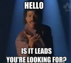 Is it leads you are looking for? #marketing #leads #sales #inbound