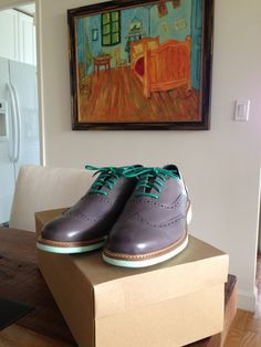 An Awesome Wingtip from Cole Haan