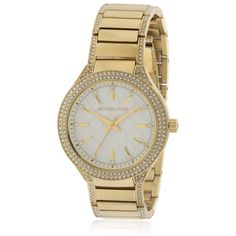 bc349834c034 Michael Kors Kerry -Tone Ladies Watch MK3347 Online Watch Store
