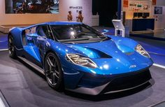 Ford GT - Top 10 Most Expensive Sports Cars 2016