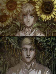 Erwin Smith | Эрвин Смит | Shingeki no Kyojin