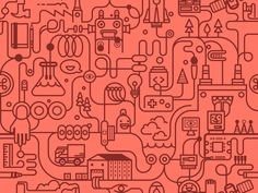 Fabric8 Pattern Illustration