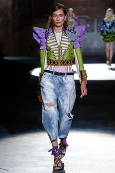 Dsquared2 Spring/Summer 2017 Ready to Wear Collection
