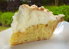 Coconut Meringue Pie | Plain Chicken - looks like what my grandmother used to make
