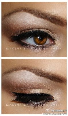 No matter what eye colour you have, I feel that this is the most beautiful make up for a prom night. #TopshopPromQueen