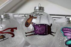 Reindeer Ornament - How-to video tutorial