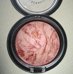 Elle: MAC Mineralize Skin Finish in Petticoat