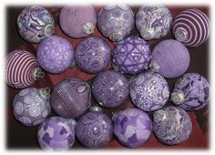 christmas ornaments polymer clay | Polymer clay - Christmas tree ornaments | clay
