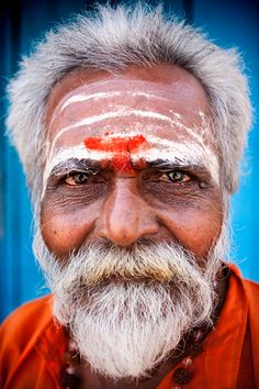 Varanasi Baba, India