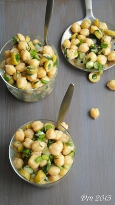Duru Mutfak - Pratik Resimli Yemek Tarifleri: Nohut Salatası