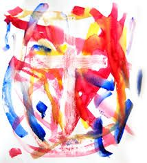 Mandala ..........child's painting - Google Search