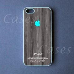 Iphone 5 Case - Turquoise Apple Iphone 5 Cover -  PRE ORDER (Ships Oct 1). $16.99, via Etsy.