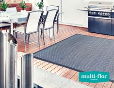 The Craggy Rug is woven with a bamboo and Polypropylene blend, making it suitable for use indoors and outdoors. Home Reno, Bamboo, Your Style, Outdoors, Indoor, Rugs, Modern, Interior, Farmhouse Rugs