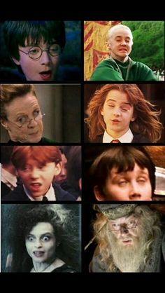 Images touchantes, blagues, gifs, reactions, quizs sur Harry Potter..… #aléatoire # Aléatoire # amreading # books # wattpad