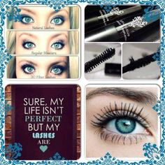 "Tired of lashes you can't see? Then stop the frustration and get the mascara that is changing the game! Younique's 3D Fiber Lashes will be the last mascara you ever ""try""! Order yours today at http://www.safesexyskin.com/"